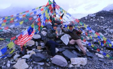 everest base camp trek 16 days