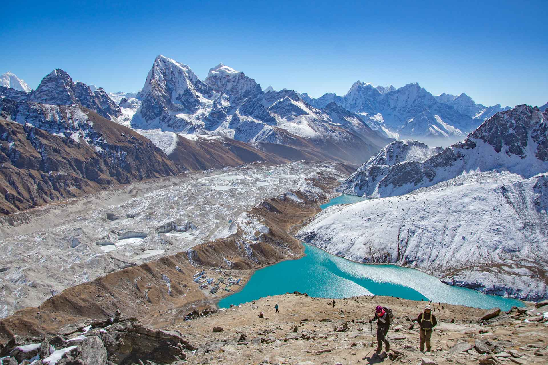 EBC and Gokyo Valley trek pictures